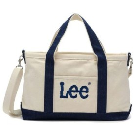 (GALLERIA/ギャレリア)リー Lee friend L 2WAYトートバッグ ショルダー 斜めがけ A4 通学 320-331/ユニセックス ホワイト系1