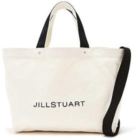 <ジル スチュアート/JILL STUART> [WEB限定商品] JILLワイドキャンバストートバッグ(0929280021) 030ホワイト 【三越・伊勢丹/公式】