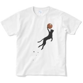 ニャンクシュート。Tシャツ