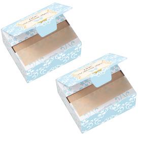 桌上型吸油面紙2盒組