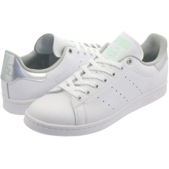 [アディダス] STAN SMITH W RUNNING WHITE/SILVER MET/CLEAR MINT 24.5cm