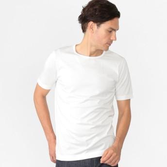 SALE【マッキントッシュ ロンドン メン(MACKINTOSH LONDON MEN)】 天竺Tシャツ ホワイト