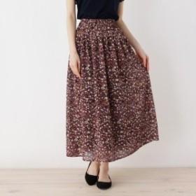 イッツデモ(ITS'DEMO)/楊柳マルチカラースカート