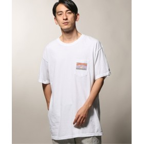JOURNAL STANDARD relume SHIROKUMA/シロクマ Night Pocket Tシャツ ホワイト L