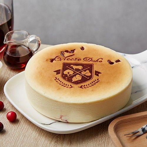 起士公爵 - 楓糖蔓越莓乳酪蛋糕 (6吋)
