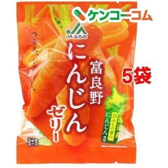 モントワール JAふらの 富良野にんじんゼリー ( 22g6個5袋セット )