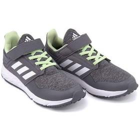 [アディダス] adidas 男の子 キッズ 子供靴 運動靴 通学靴 ランニングシューズ スニーカー アディダスファイト カジュアル 学校 ADIDASFAITO CLASSIC EL K EE7310 ミディアムグレイヘザー/R 20.0cm