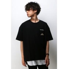 [マルイ]【セール】KANGOLムネポケットワイドT/ヴァンスエクスチェンジ メンズ(VENCE EXCHANGE)