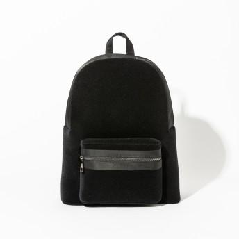 リュック・バックパック - SHIFFON DRESSCAMP (ドレスキャンプ) カスタマイズバックパック(ブラック)