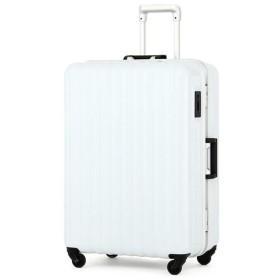 フレームハードキャリーケース TSA付き 4輪 容量105L 高さ74cm