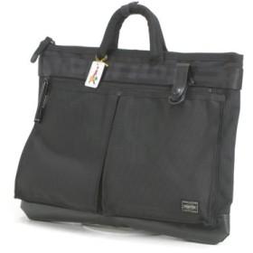 (Bag & Luggage SELECTION/カバンのセレクション)吉田カバン ポーター ヒート ビジネスバッグ ビジネストート メンズ レディース 1WAY B4 PORTER 703-07884/ユニセックス ブラック