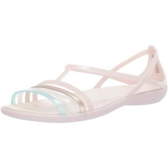 [クロックス] サンダル イザベラ レディース Barely Pink/Oyster 25 cm