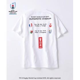 Rugby World Cup 2019(TM) RWC 2019(TM) 熊本県民総合運動公園陸上競技場ver ホワイト