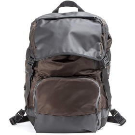 バッグジャック リュック NXL rucksack OC LIMONTA NYLON bagjack NXL-rucksack Brown