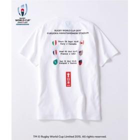 Rugby World Cup 2019(TM) RWC 2019(TM) 東平尾公園博多の森球技場ver ホワイト