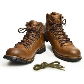 ブーツ - ShoeSquare メンズ ブーツ メンズブーツ マウンテンブーツ ショートブーツ ワークブーツ ヴィンテージ サイドジップ ブーツ メンズ靴メンズシューズ シークレット 男 Zeeno ジーノ