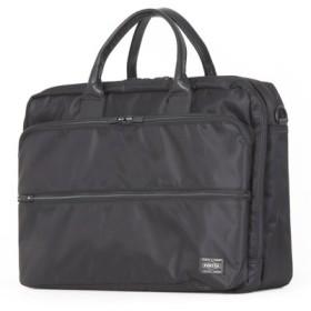 (Bag & Luggage SELECTION/カバンのセレクション)吉田カバン ポーター タイム ビジネスバッグ メンズ 2WAY B4 PORTER 655-06167/ユニセックス ブラック