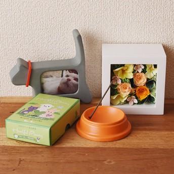 【日比谷花壇】【ペットのお供え用】猫のためのお供えセット