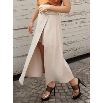 ミニスカート - RESEXXY レイヤードフレアスカート