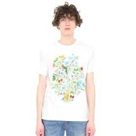 【グラニフ:トップス】グラニフ Tシャツ メンズ レディース 半袖 福田利之(エリックカール)