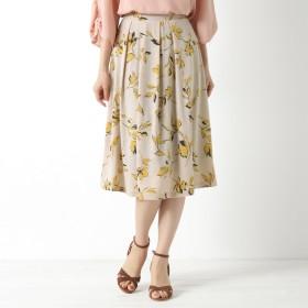選べる8色展開◎何枚でも欲しいプリントスカート