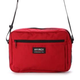 アヴィレックス AVIREX ショルダーバッグ (red)