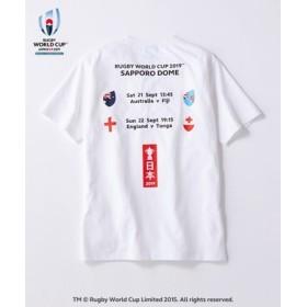 Rugby World Cup 2019(TM) RWC 2019(TM) 札幌ドームver ホワイト