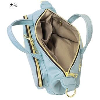 ショルダーバッグ - YUMEX 売れ筋!ころんとしたフロントポケットが可愛いショルダーバッグ【PHINE-フィーネ-】婦人 レディース BAG 鞄 カバン