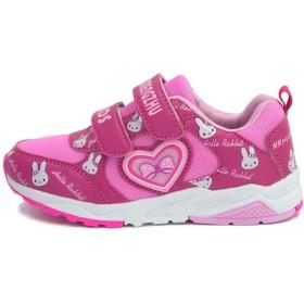 snofiy スニーカー 女の子 キッズシューズ 運動靴 子供靴 スポーツ 軽量 可愛い メッシュ 皮革 歩きやすい 通学靴 普段履き