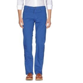 《期間限定セール開催中!》TRUSSARDI JEANS メンズ パンツ パステルブルー 38 コットン 97% / ポリウレタン 3%