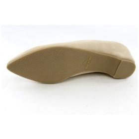パンプス - AmiAmi 美脚4cmインヒール入りポインテッドトゥパンプスローヒール レディース とんがり フラット シークレットソール シンプル 痛くない楽ちん ベーシック 春 スエード パイソン 3LSS シューズ 靴