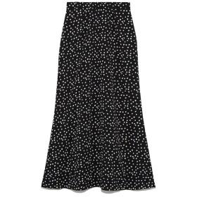 【スナイデル/SNIDEL】 バリエーションプリントロングスカート