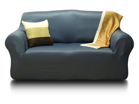 高芩傢飾│沙發罩(沙發套)/超細纖維彈性布/#皮紋