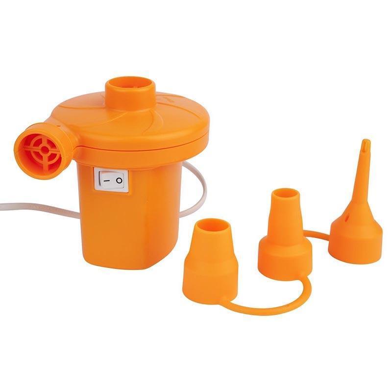 電動打氣筒(橘色)