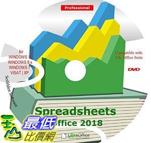 [7美國直購] 2018 amazon 亞馬遜暢銷軟體 Spreadsheet Excel Office Suite 2018 Works Home Student and Business for