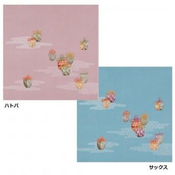 宮井 ふろしき 絹68cm幅 なつめ小紋風呂敷 かわいい プレゼント