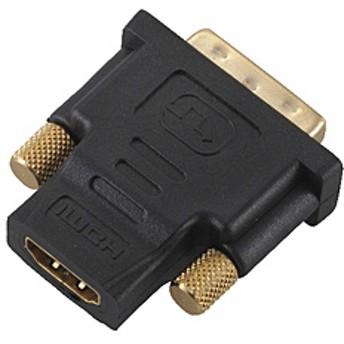 VIS-P0597 HDMI変換・延長プラグ OHM [HDMI⇔DVI] 【ビックカメラグループオリジナル】