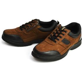 スニーカー - ShoeSquare Wilson ウォーキングシューズ メンズ コンフォートシューズ カジュアル 靴 シューズ 履き易い 衝撃吸収 軽量 低反発フォーマルカジュアルシューズ スニーカー 快適 幅広 3E EEE 防滑 1704