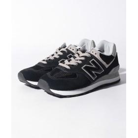 【39%OFF】 ニューバランス NEW BALANCE メンズ スニーカー メンズ BLACK 8 【new balance】 【タイムセール開催中】