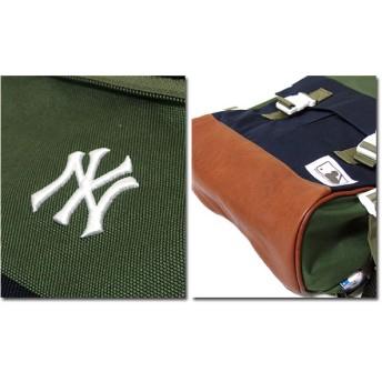リュック・バックパック - EVERSOUL リュックサック ニューヨークヤンキース スクエアリュックサック デイバッグ リュック メジャーリーグ グッズ メンズ レディース おしゃれ MLB コーデュラ CORDURA ナイロン
