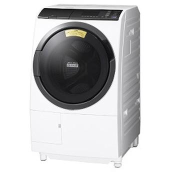 日立 HITACHI ドラム式洗濯乾燥機 BD-SG100EL-W ホワイト