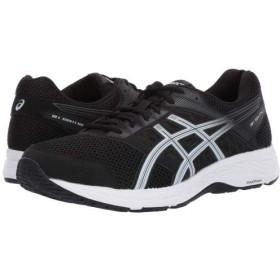 [アシックス] メンズ 男性用 シューズ 靴 スニーカー 運動靴 GEL-Contend(R) 5 - Black/White 7.5 D - Medium [並行輸入品]