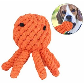 Pssopp 犬 おもちゃ 犬の噛む玩具 犬用おもちゃ 噛むおもちゃ ペットおもちゃ 犬 歯磨き ストレス発散 ムズムズ解消 丈夫 耐久性 安全 オ
