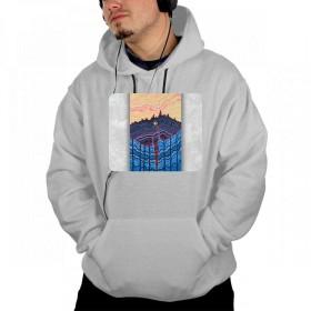 パタゴニアのゴールデンサン Men Pocket Hoodie Sweater メンズ トップス パーカー アクティブウェア