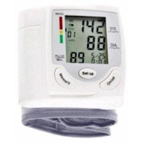 YQ-00098 電子血圧計 手首式 看護 家庭用電子血圧測定商品 血圧計 電子血圧計 家庭用 測定 安全保護 健康を守る用品 簡単 持ち運び容易