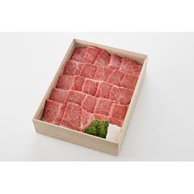近江牛 特選焼肉 (厚切り)