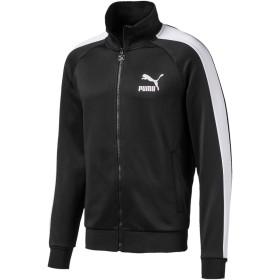 【プーマ公式通販】 プーマ ICONIC T7 トラックジャケット メンズ Puma Black  PUMA.com