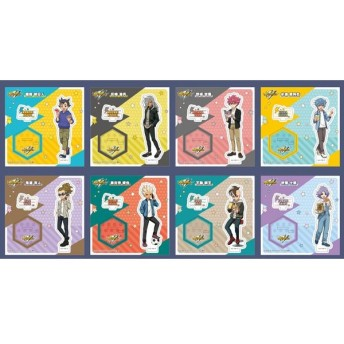 (箱破損特価新品)イナズマイレブン アクリルスタンドコレクション 8個入りBOX[エンスカイ]《発売済・在庫品》