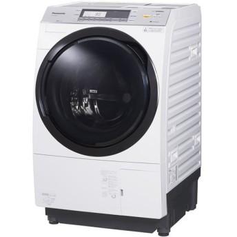 パナソニック ドラム式 洗濯機 洗濯10kg 10キロ NA-VX7800L-W 乾燥6kg 左開き