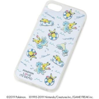 ITS' DEMO(イッツデモ) ミラーiPhoneケース<ポケモン>